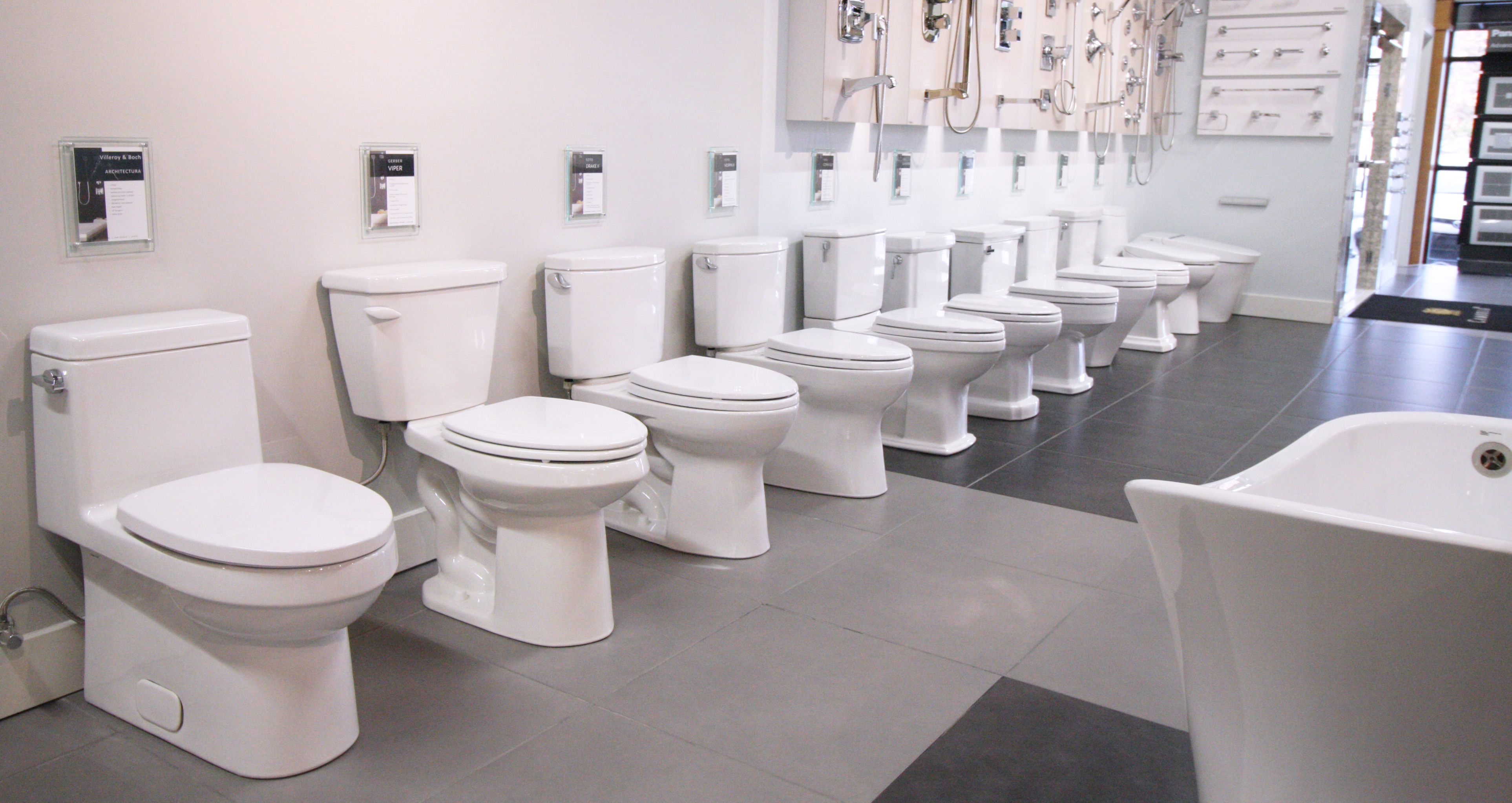 Williams Studio Plumbing Showroom